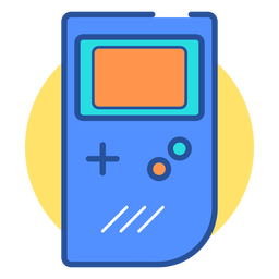 Game boy console icon