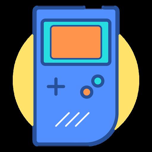 Icono de consola de Game Boy