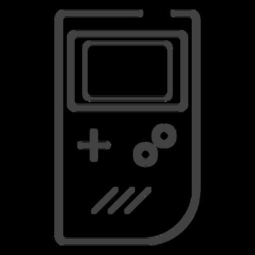 Ícone do curso do console do menino do jogo Transparent PNG
