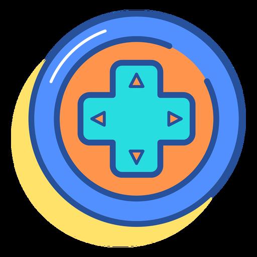 Gamepad arrow keys icon Transparent PNG