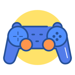 Ícone do gamepad