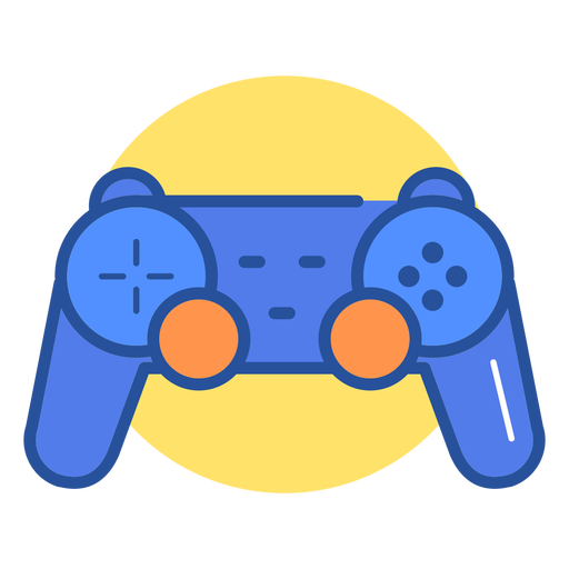 Icono de gamepad Transparent PNG