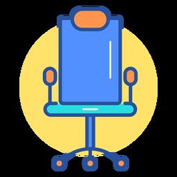 Icono de silla de juego