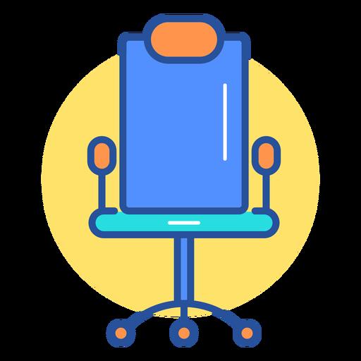Icono de la silla de juego Transparent PNG