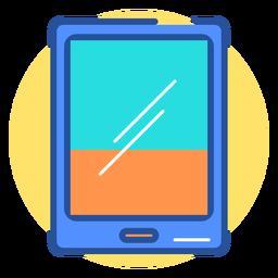 Icono de tableta de juegos