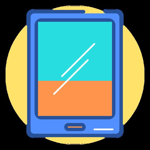 Ícone de tablet para jogos
