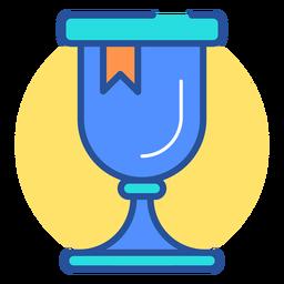 Icono de trofeo de juego