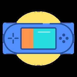 Icono de la consola de juegos portátil