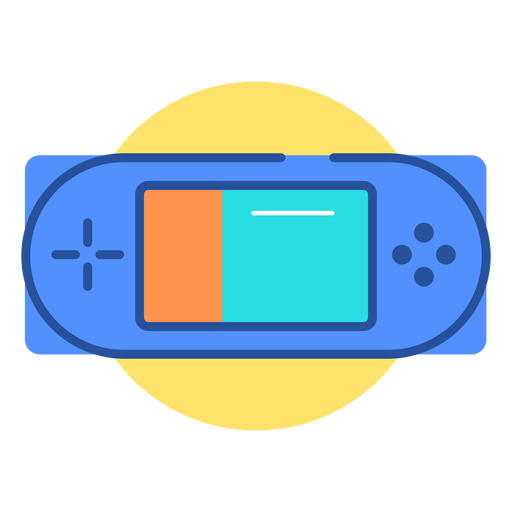 Handheld game console icon Transparent PNG