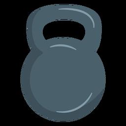 Kettlebell-Gewichtssymbol