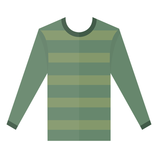 Long sleeve t shirt icon
