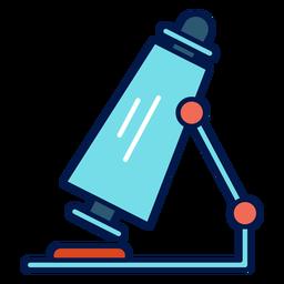 Mikroskop Schule Symbol