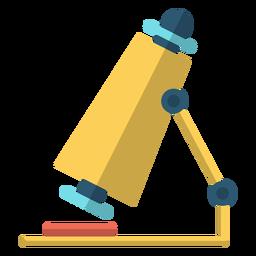 Ilustração de escola de microscópio