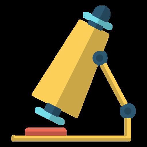 Ilustración de la escuela de microscopio Transparent PNG