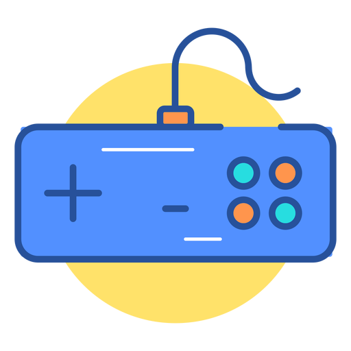 Icono de gamepad de Nes Transparent PNG