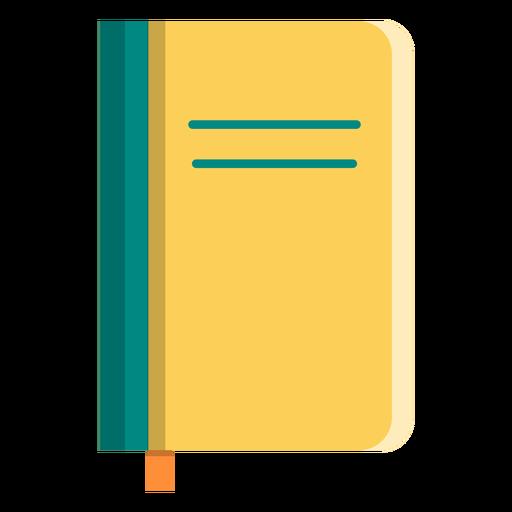 Notebook school illustration Transparent PNG