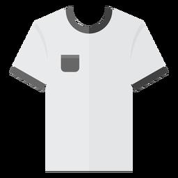 Ícone de camiseta de bolso