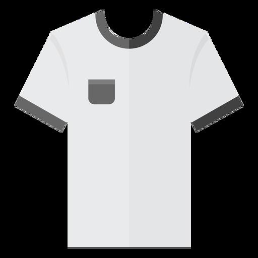 Pocket t shirt icon