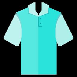 Icono de la camiseta polo