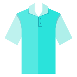 Polo t shirt icon