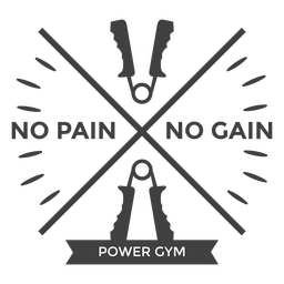 Logo de power gym