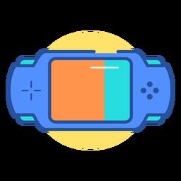 Icono de consola de juegos pxp