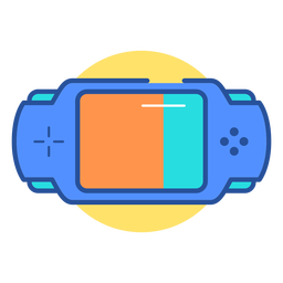 Pxp game console icon