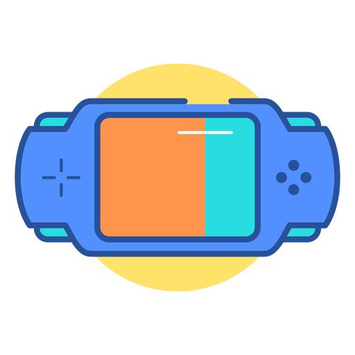 Pxp game console icon Transparent PNG