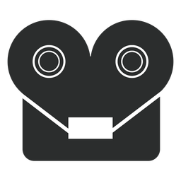 Band-Recorder-Flach-Symbol