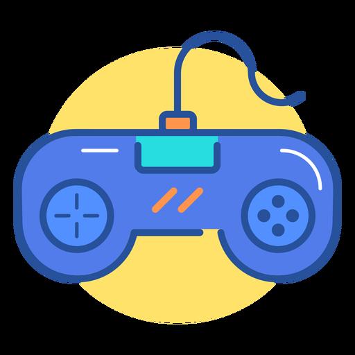Ícone de gamepad retrô Transparent PNG
