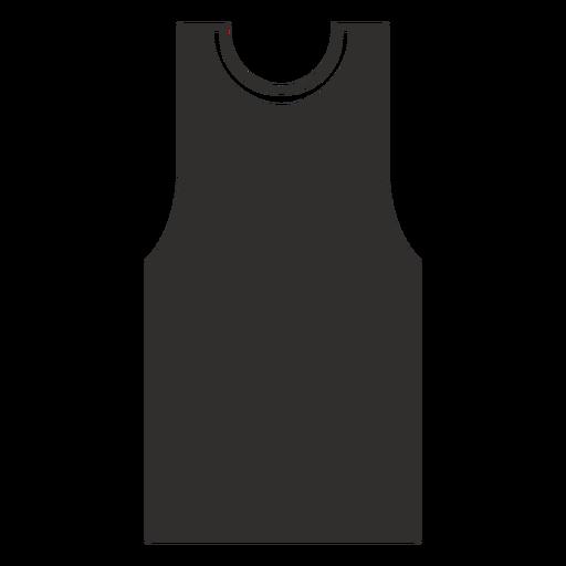 Ícone plana de top tanque Transparent PNG
