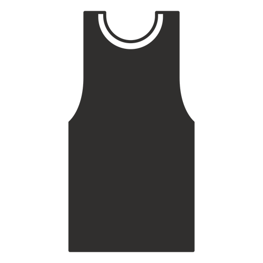 Tank top flat icon Transparent PNG