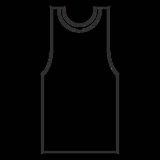 Ícone de traçado de top tanque Transparent PNG