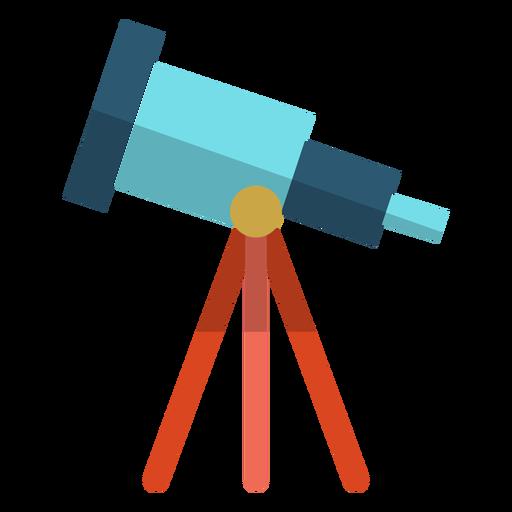 Ilustración de la escuela del telescopio Transparent PNG