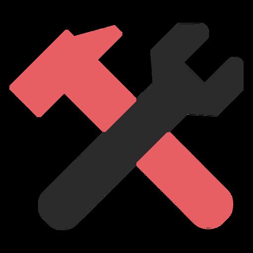 Tools colored stroke icon