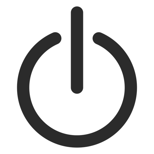 Turn off stroke icon Transparent PNG