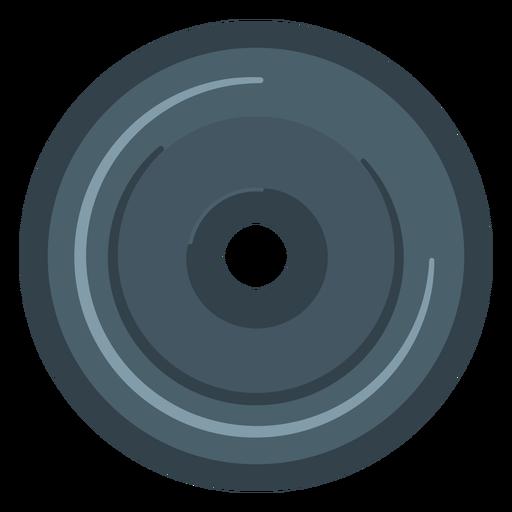 Ícone de placa de peso Transparent PNG