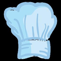Ilustración de sombrero de chef