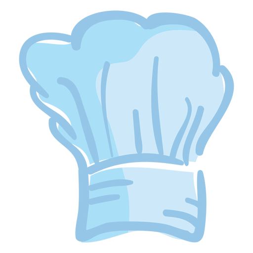 Chef hat illustration Transparent PNG