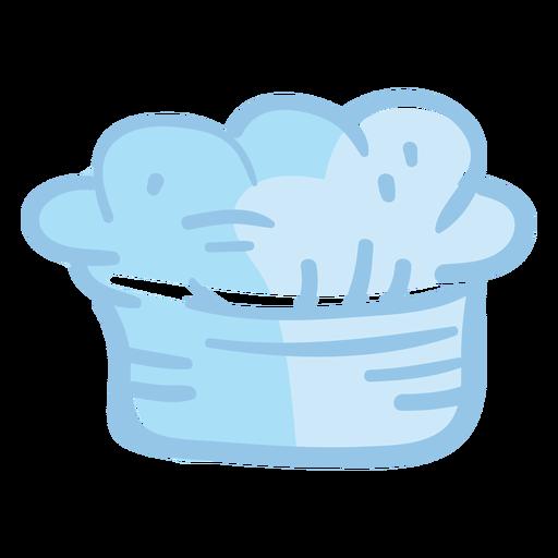 Chef toque blanche sombrero ilustración Transparent PNG