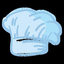 Ilustración de sombrero de cocinero