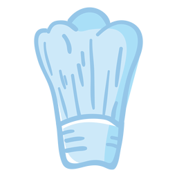 Ilustración de sombrero de cocina
