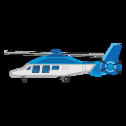 Icono de helicóptero delfín