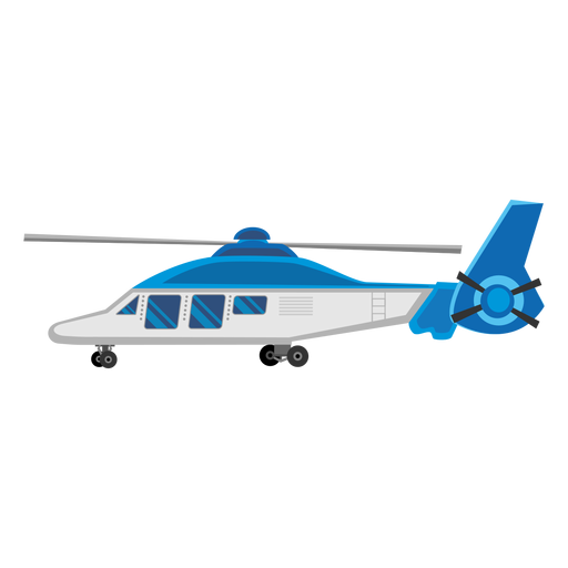 Dolphin helicopter icon Transparent PNG