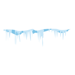 Frozen icicles icon