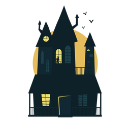 Halloween Spukhaus