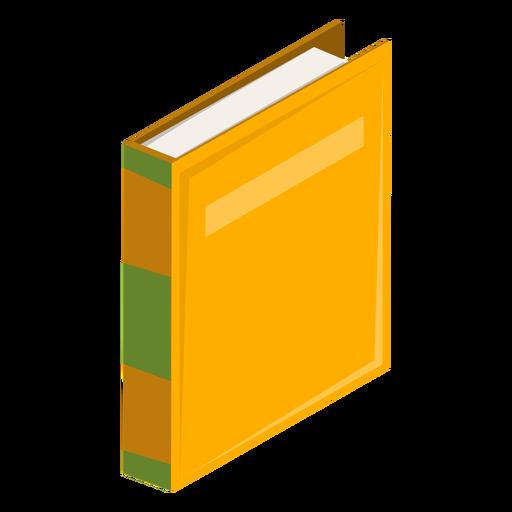 Icono de tapa dura libro Transparent PNG