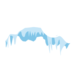 Icicles cap icon