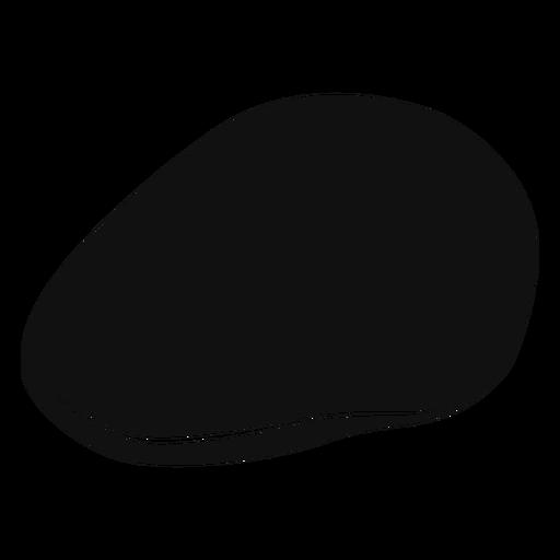 Ivy cap flat icon Transparent PNG