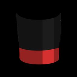 Icono de sombrero de mago